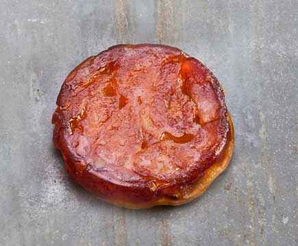 photo Tarte Tatin